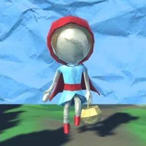 Little Red Riding Hood VR app