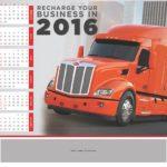 Peterbilt - 2016 Calendar