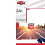 Peterbilt - Direct Mailer (unfolded)