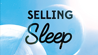 Selling Sleep - A Children's Book I wrote